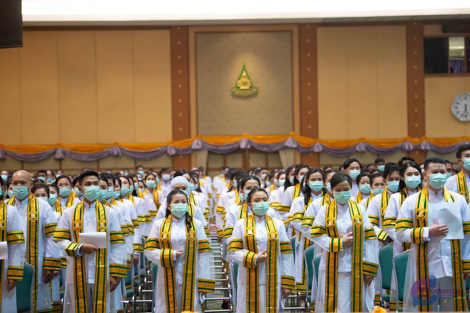 ประมวลภาพพิธีพระราชทานปริญญาบัตร มหาวิทยาลัยสุโขทัยธรรมาธิราช ประจำปีการศึกษา 2560 บัณฑิตรุ่นที่ 36